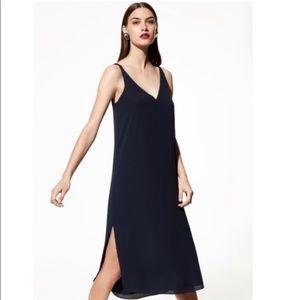 Babaton Jeremey Dress, NAVY, Size Small